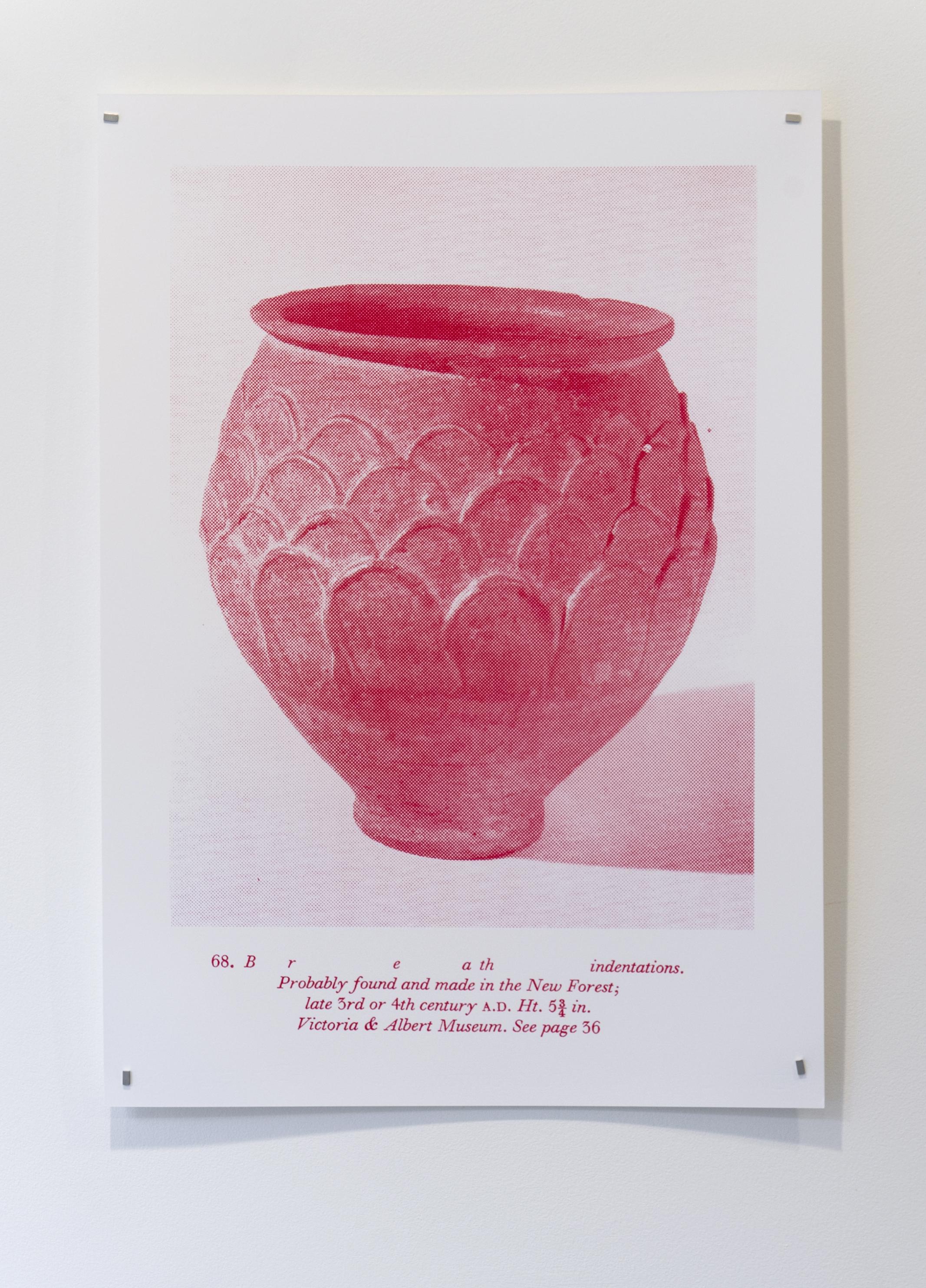 Dan Scott,  Rhythm ,silk screen print, edition of 20