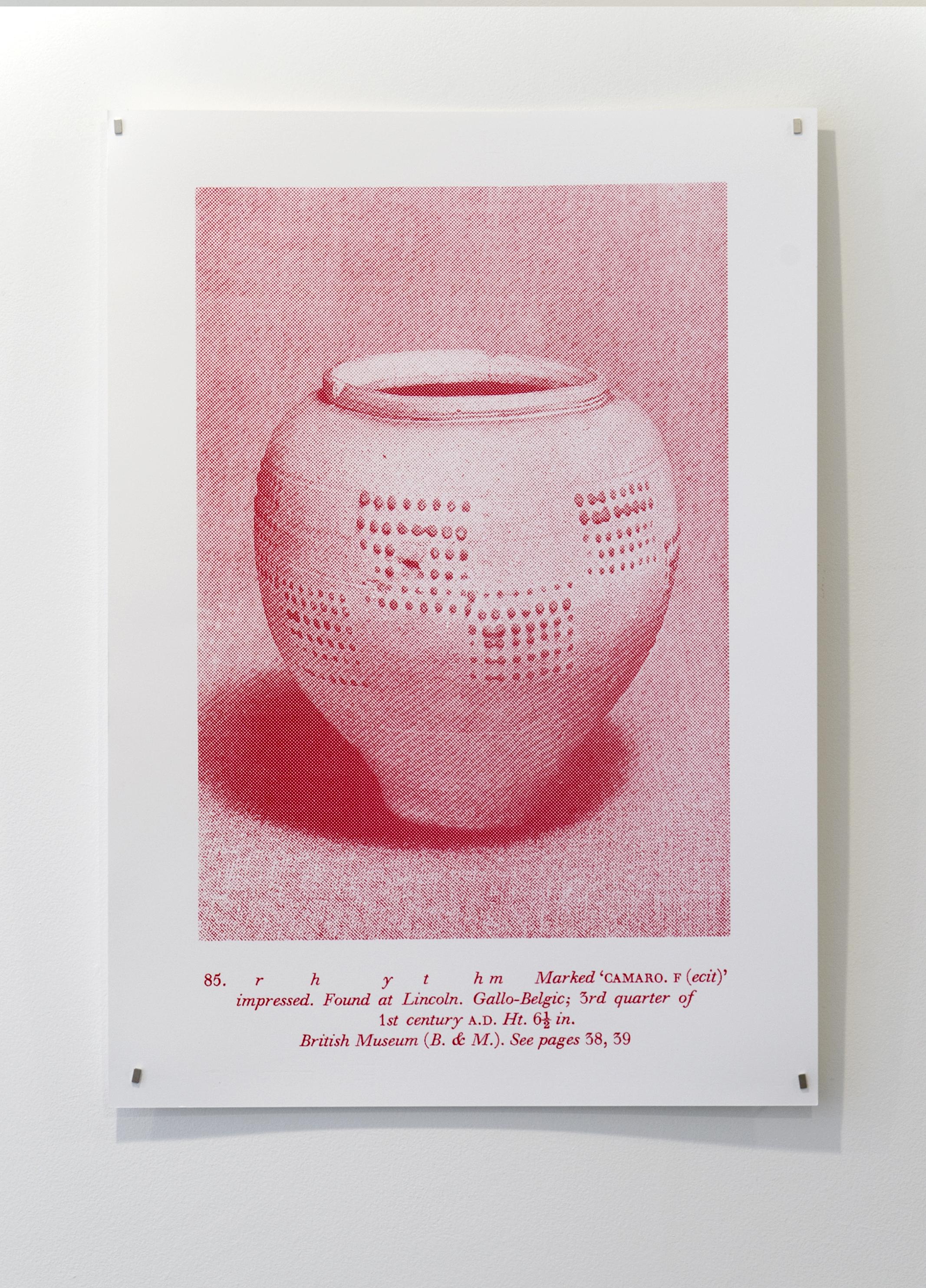 Dan Scott,  Breath , silk screen print, edition of 20