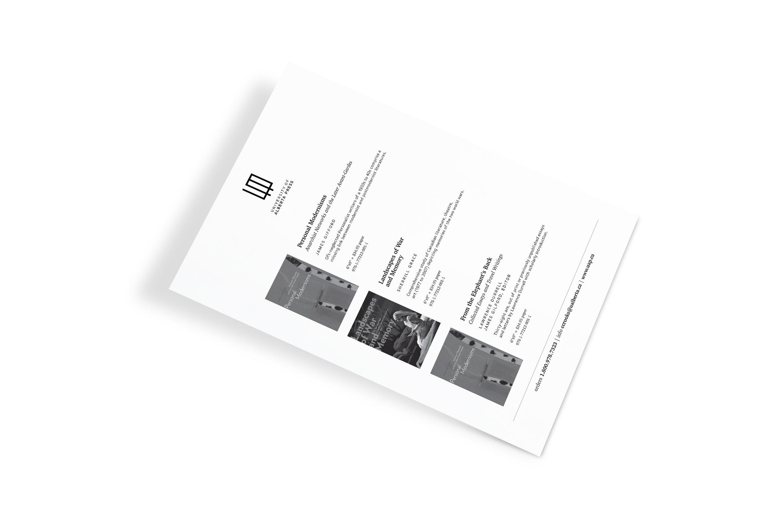 Printed Ad