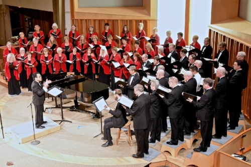Oregon Chorale Concert