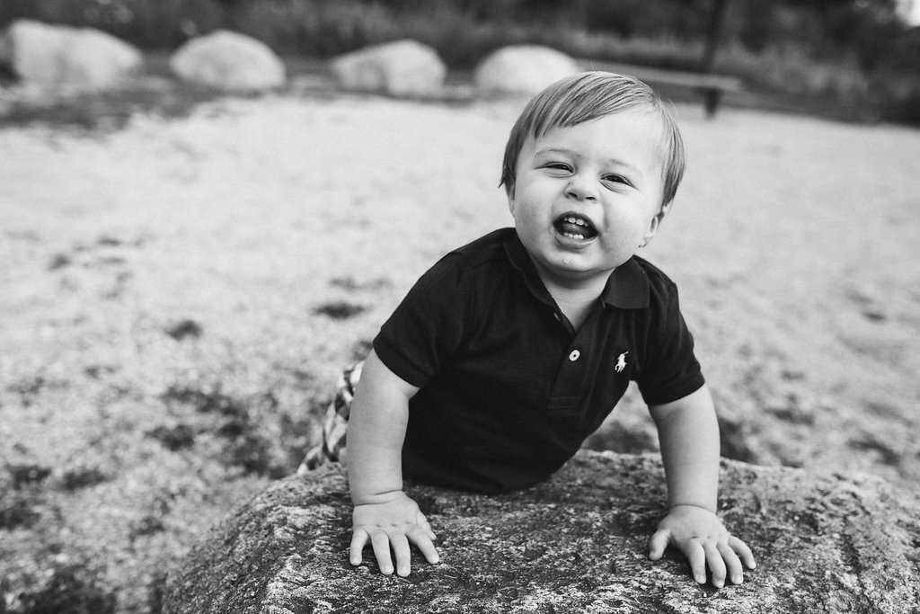 Toddler portrait - Oakland Township MI child photographer