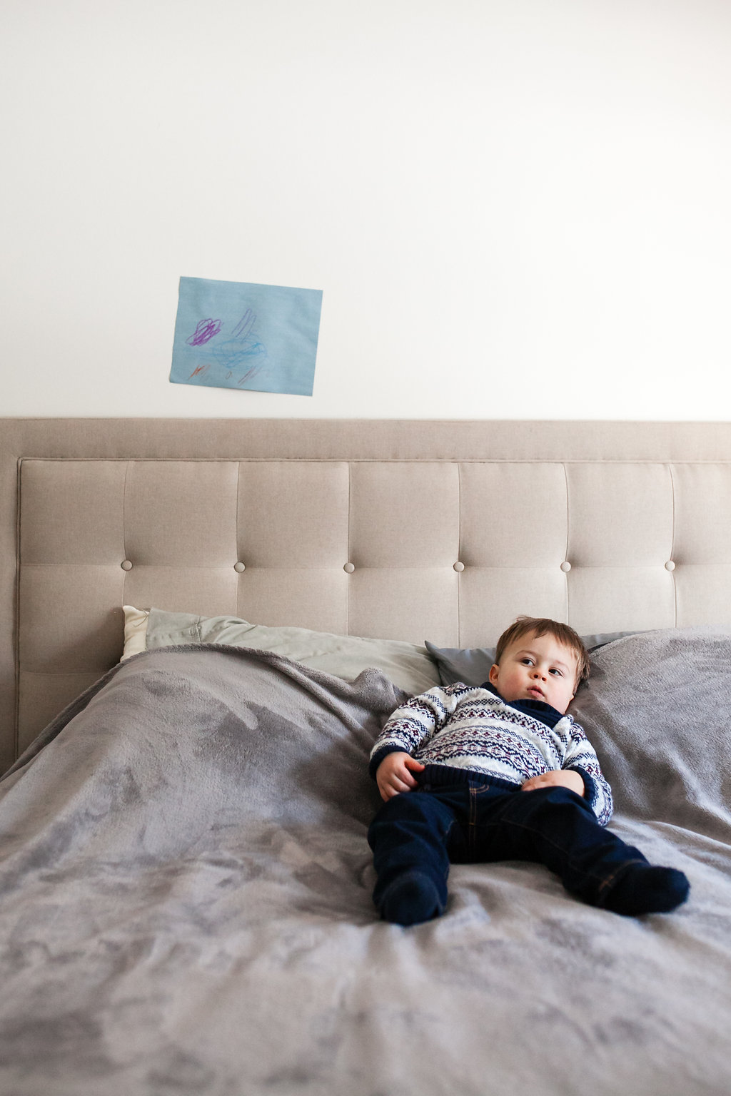 Unposed child photography - Michigan
