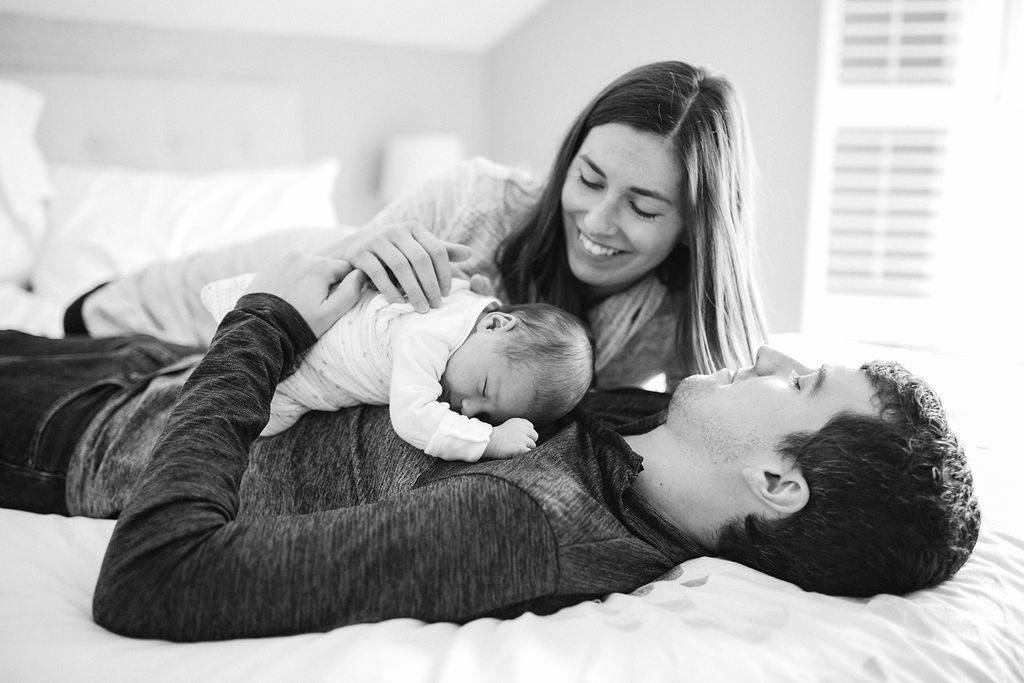 non-traditional family photography