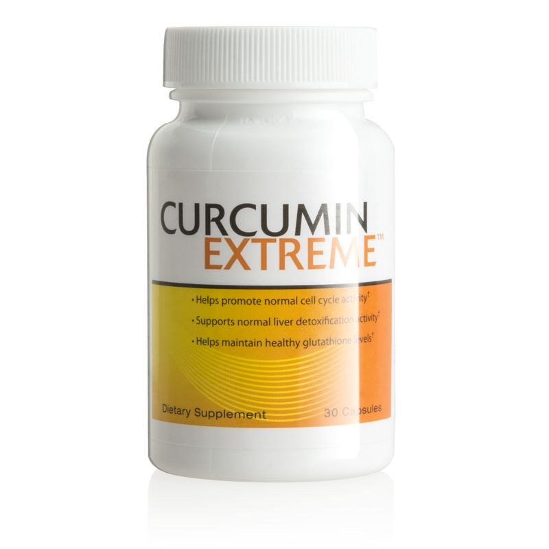 Curcumin Extreme - Pharmaceutical turmeric