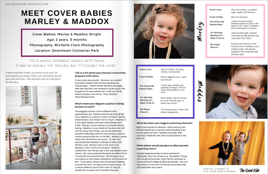 Cover babies wearing Fall winter 2018 | Launching August 2018
