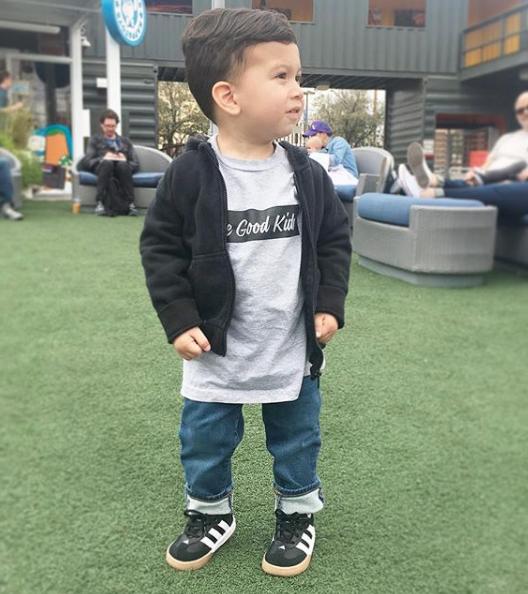 Julian (@jennysalinas) wearing The Good Kids