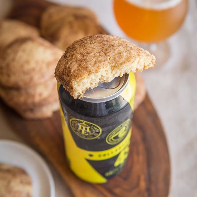 What to make this fall? Try these 'Snickerbrewdles' from @thebeeroness! These beer-inspired cookies were made with @motherearthbrewco (find at #westshoremarket), but can be made with any IPA. Find the full recipe in our bio, cheers 🍻 ⁠ ⁠ ⁠ ⁠ Photo & Recipe: @thebeeroness | #foodie #westshoretahoe #laketahoe #fall #autumn #tahoe