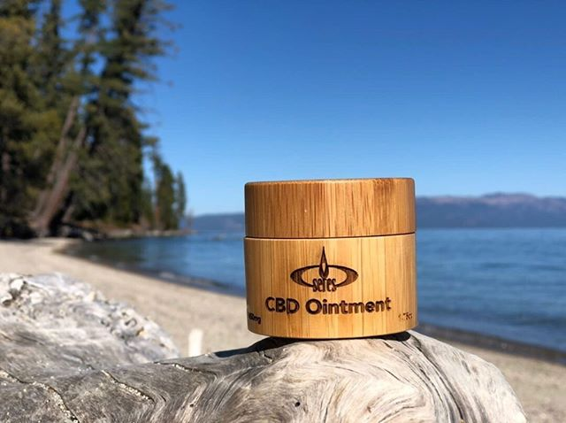 Good for chronic pain management and good for Tahoe: pick up @seres_products CBD Ointment at #WestShoreMarket.   This ointment can help relieve arthritis and joint pain and 5% of each purchase is donated to either @KeepTahoeBlue or the Coral Reef Alliance.  @coral_org  Photo: @seres_products | #westshoretahoe #tahoe #keeptahoeblue