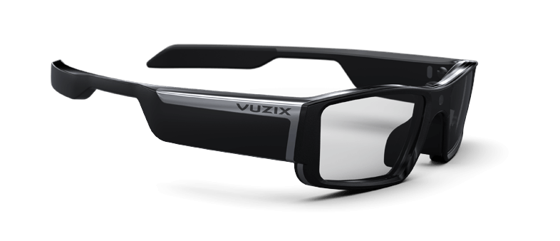 Best-New-Travel-Technology-2017-Vuzix-AR3000-Smart-Glasses