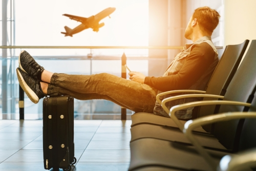 Business travel, redefined. - Men's rental travel wardrobe coming 2019. Join the waitlist below.