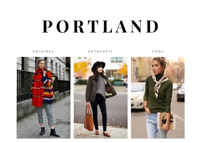 Portland Fashion