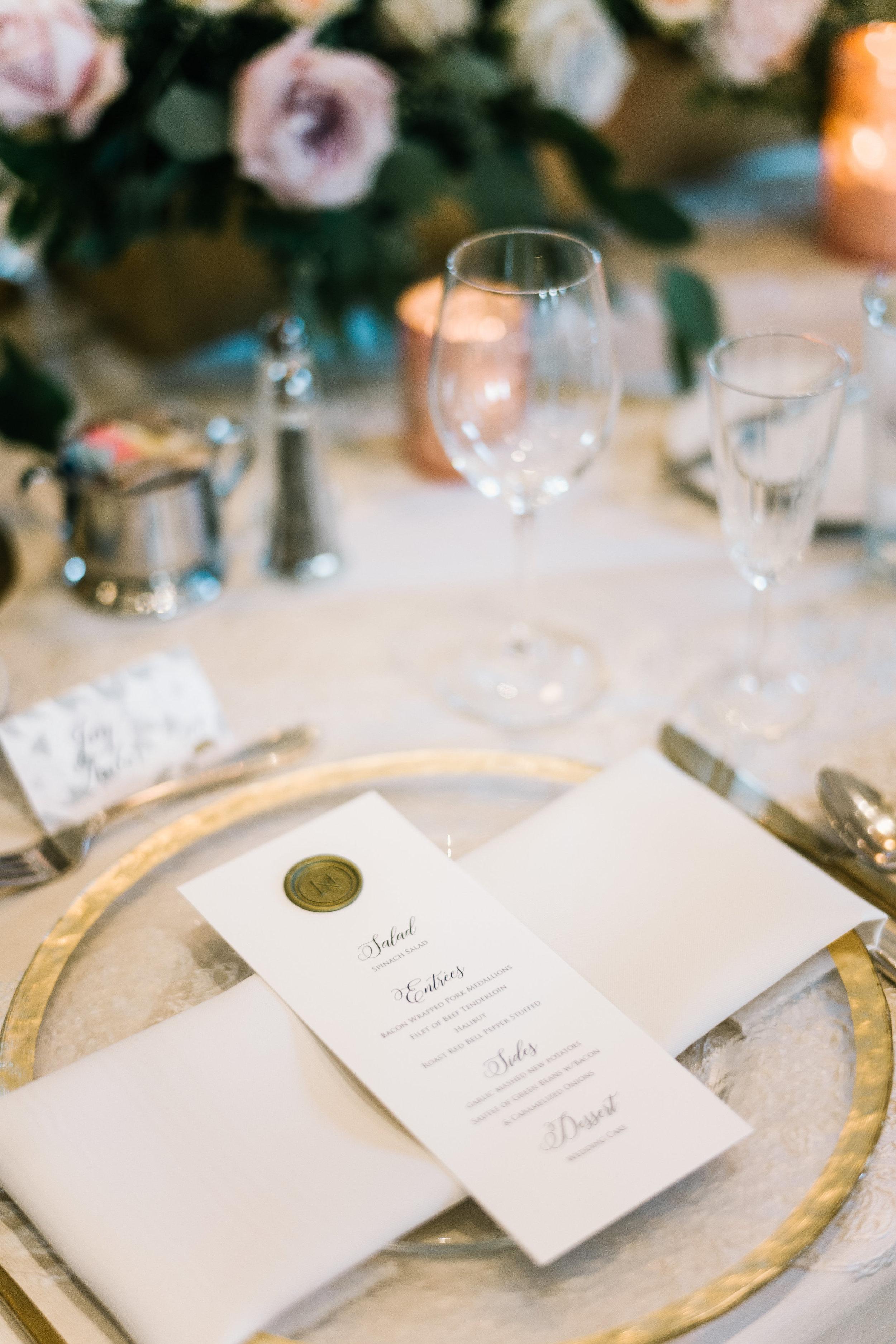 Champagne Press | Vendor Highlight | Laine Palm Designs