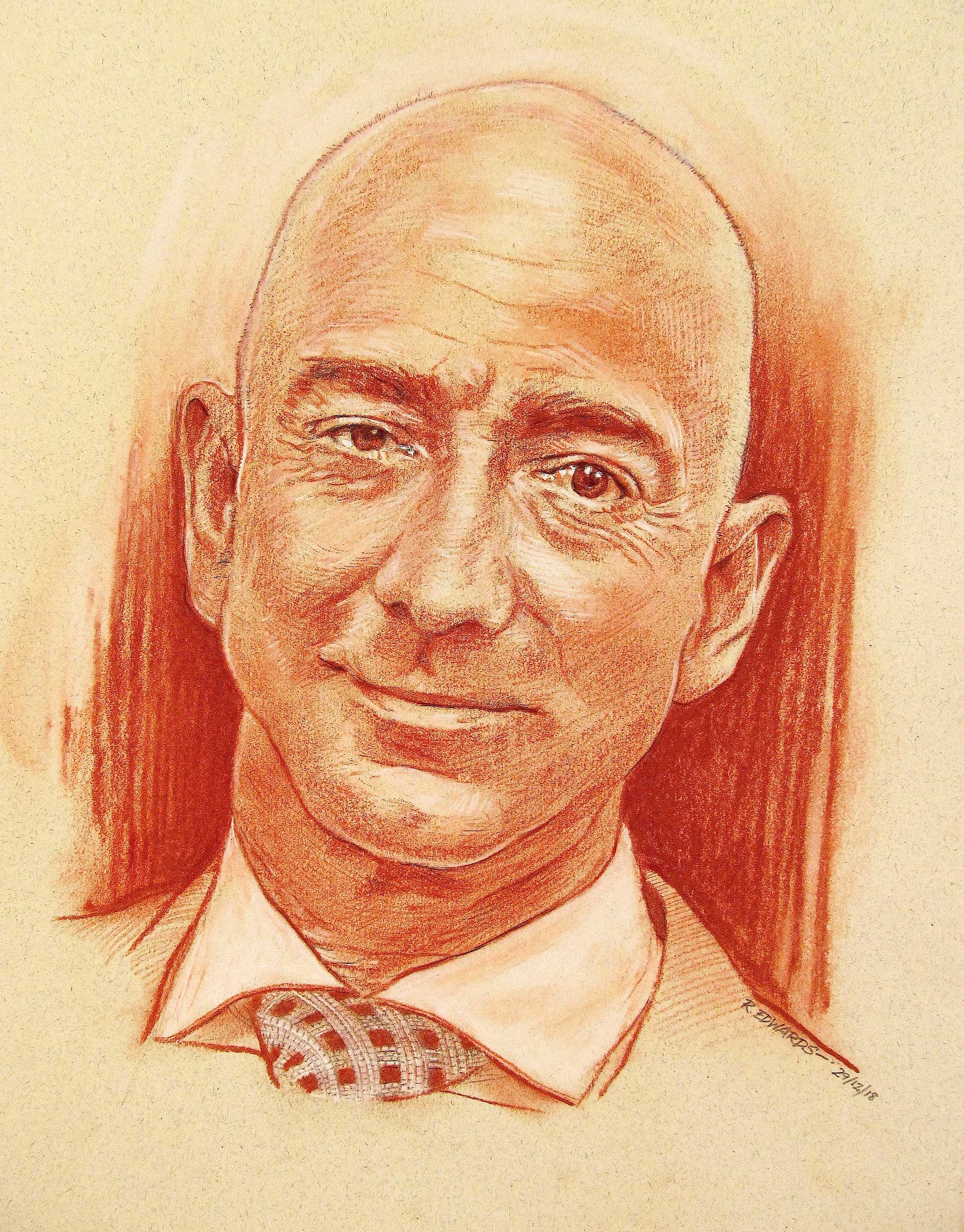 Jeff P. Bezos