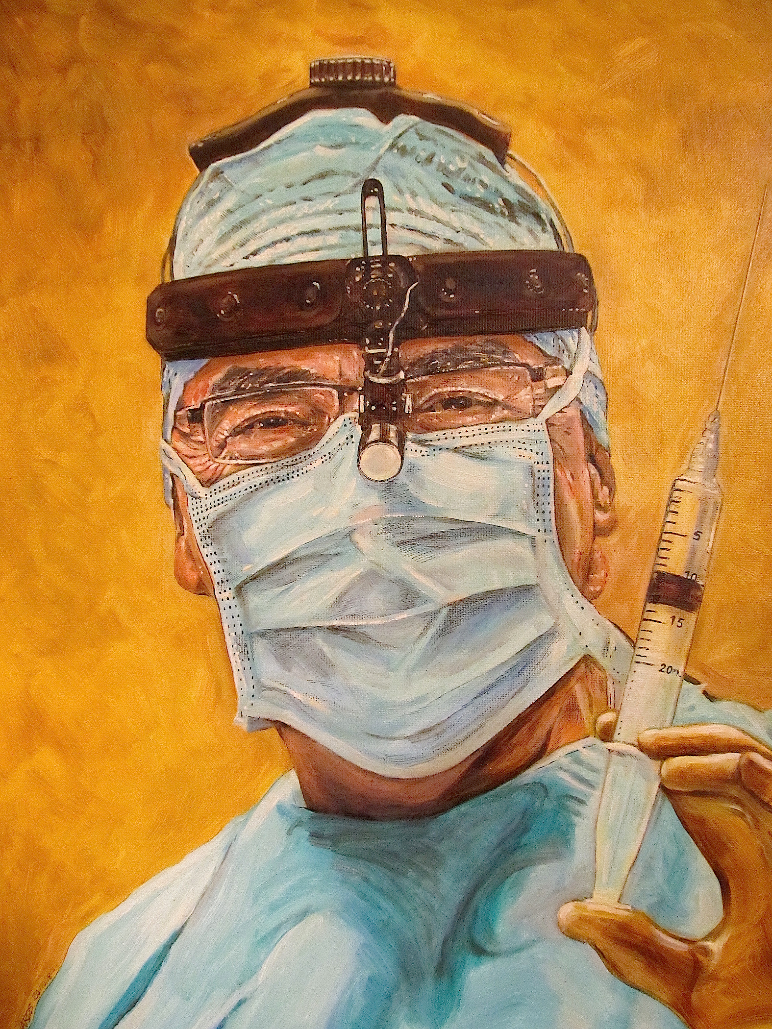 Dr. Gordon Wilkes