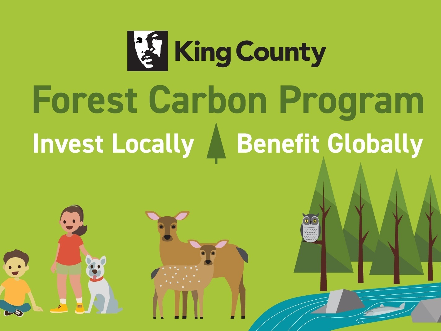 King County  -  King County is the Nation's First Local Government to Offer Certified Carbon Credits that Protect Local Forests