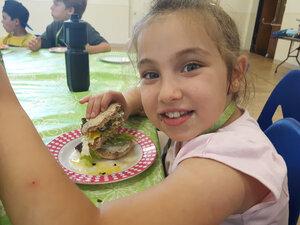 Virtual Cooking Camp:  COOKSMART Kids Camp