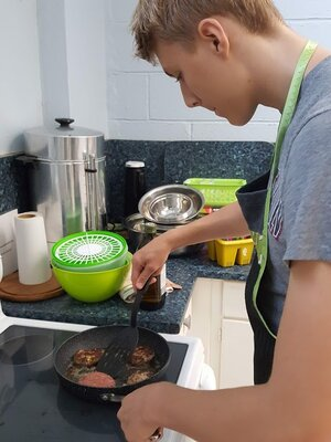 Virtual Summer Camp: Independent Cooking For Teens