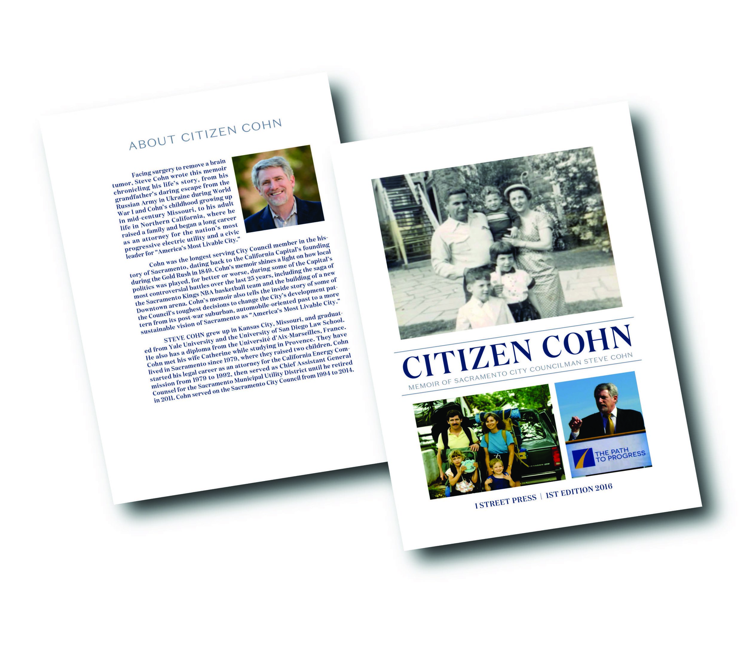 CITIZEN COHN  is available now in paperback from Amazon for $9.99 and from Kindle for $4.99.