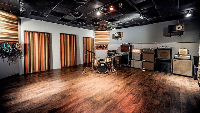 the live room. dm us to book a session!