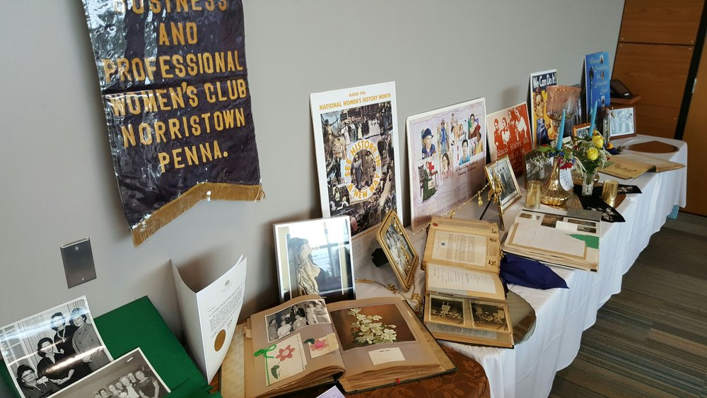 - Thank you to Barbara Jean Maresca for arranging stunning memorabilia tables. A touching tribute to Dr. Carmella de Rivas and Barb Drechsler and all the members who have passed was presented by Priscilla Brandon.