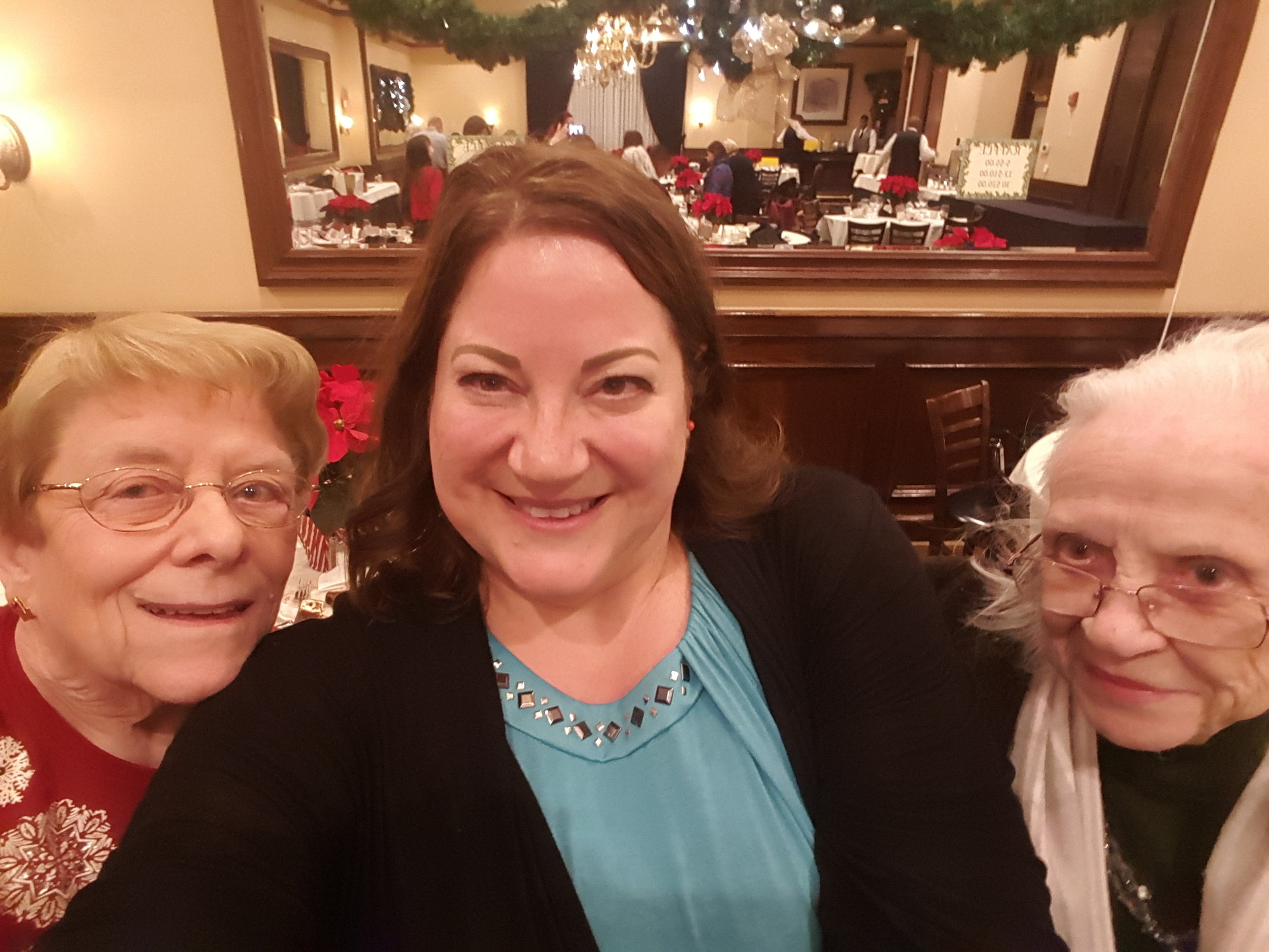 Three years ago, our long-time members, Sally Shaw (right) and Pat Angelucci (left), pitched the idea of a Bingo fundraiser for MCCC Scholarships. On Dec 9th, CMC raised more than the $2,ooo goal! President Becky Shoulberg credits CMC's renewed involvement with Chamber of Commerce & King of Prussia BID. $4,000 of prizes and raffles were donated by area stores, hotels, restaurants & more!