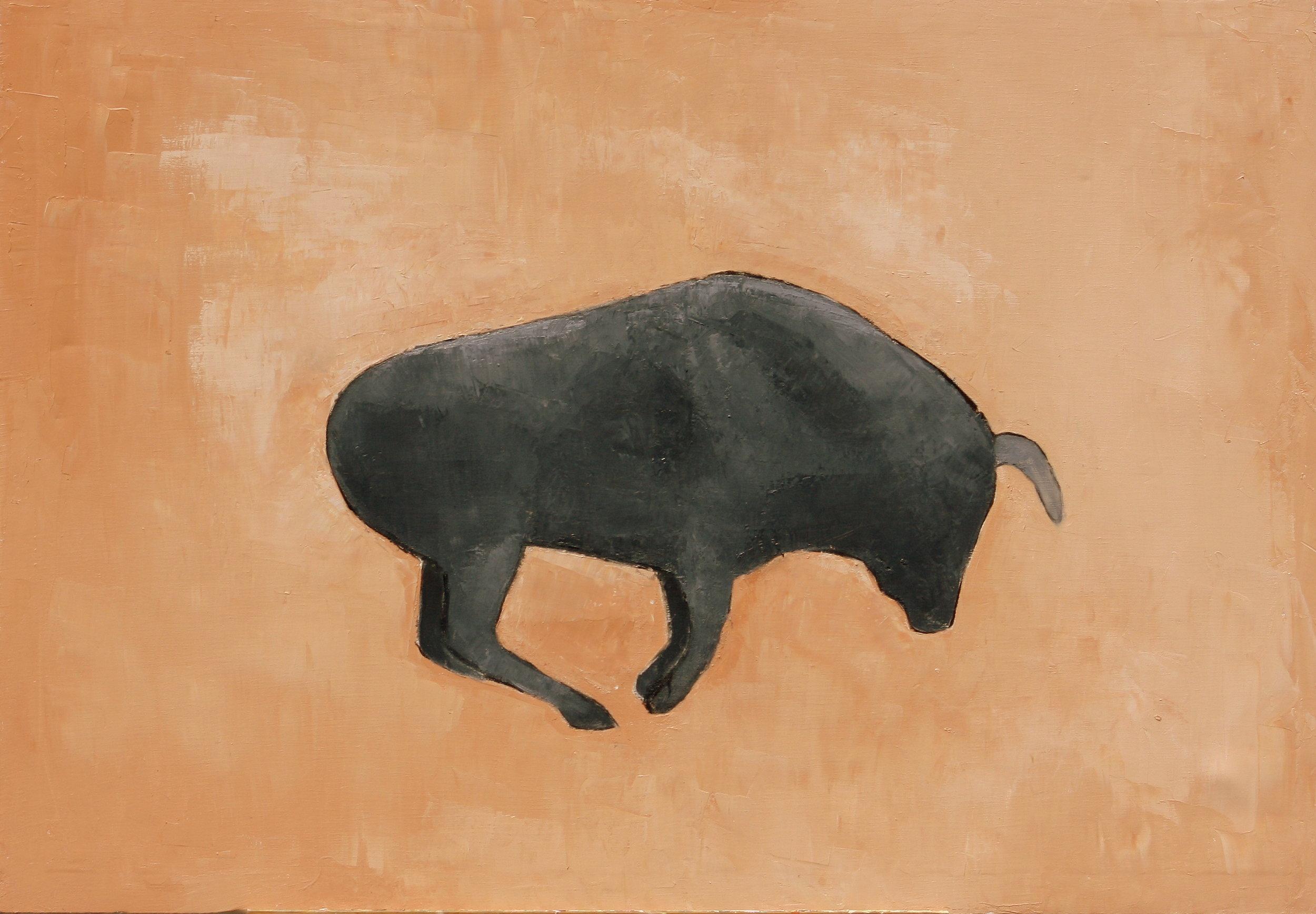 Charging Bull