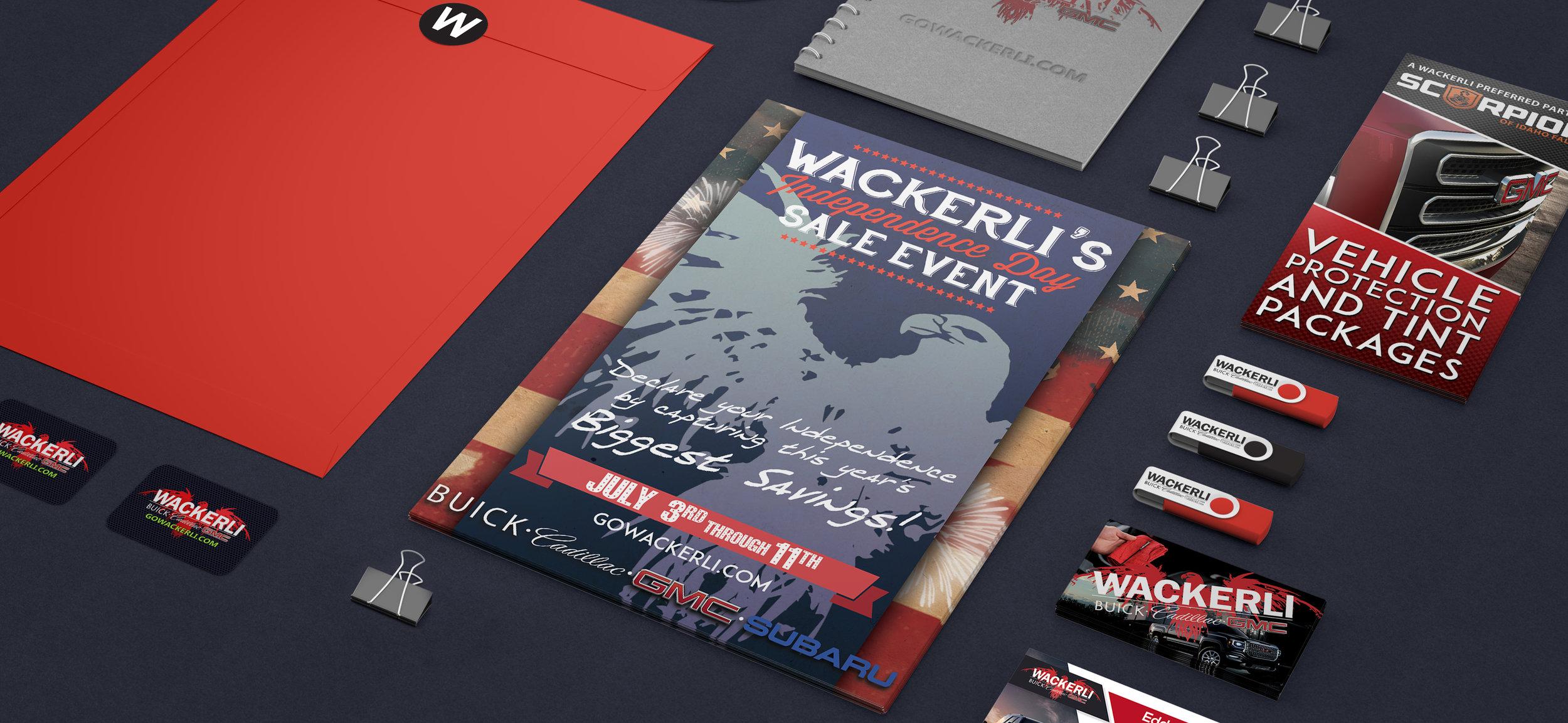 Wackerli Auto group rebrand