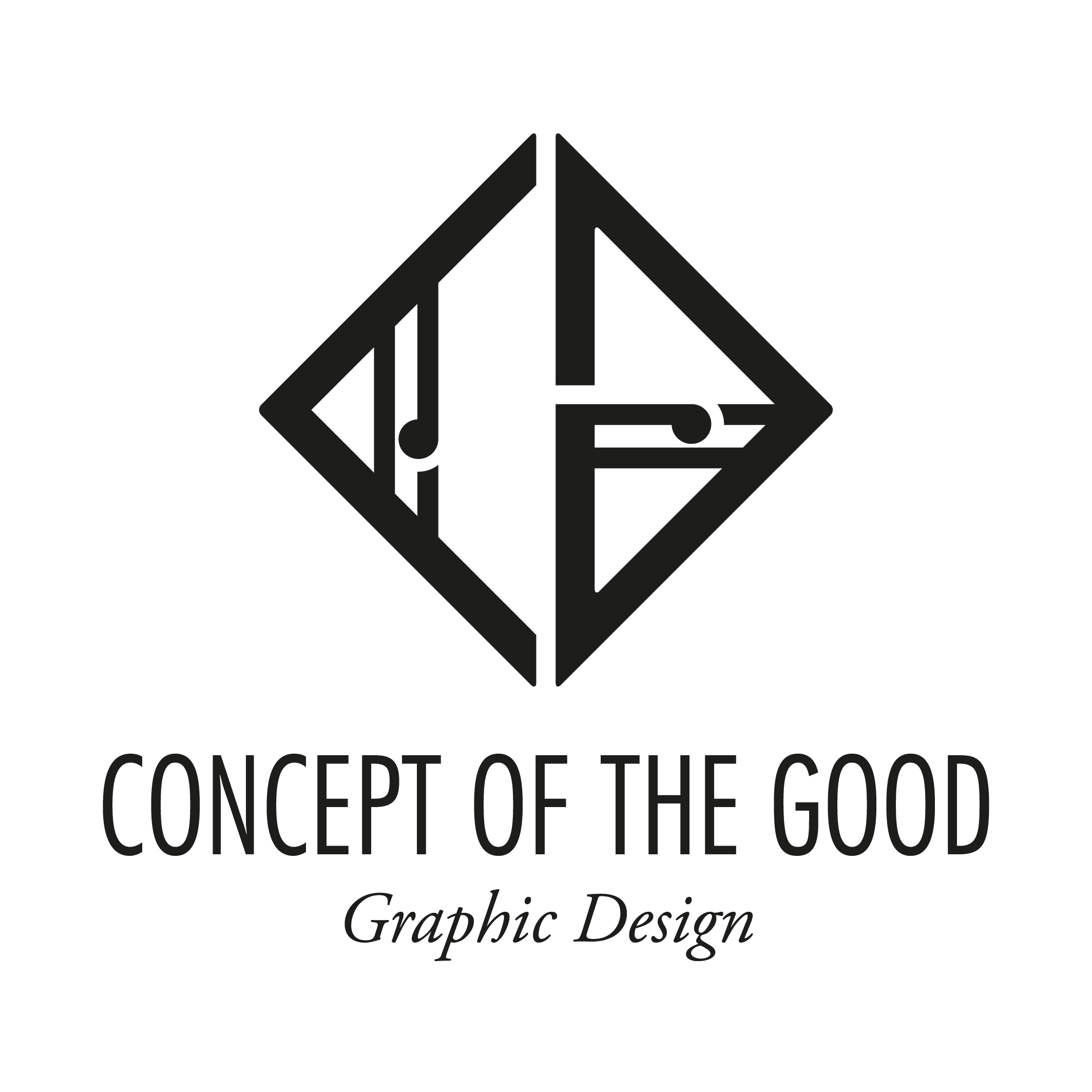 Concept of the Good, Graphic Design
