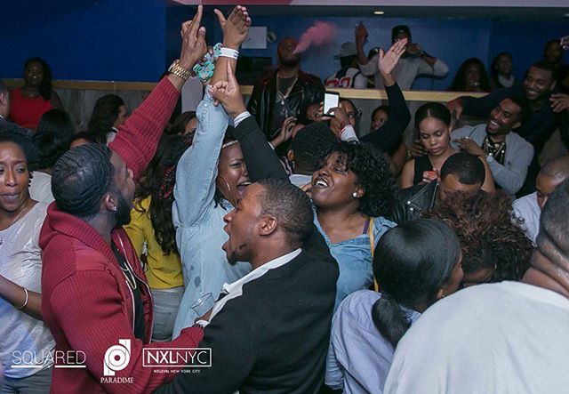Its always a good time with #TheParadime , make sure the next time you #CelebrateLife with its with us. - #CincoDeNYC is up next