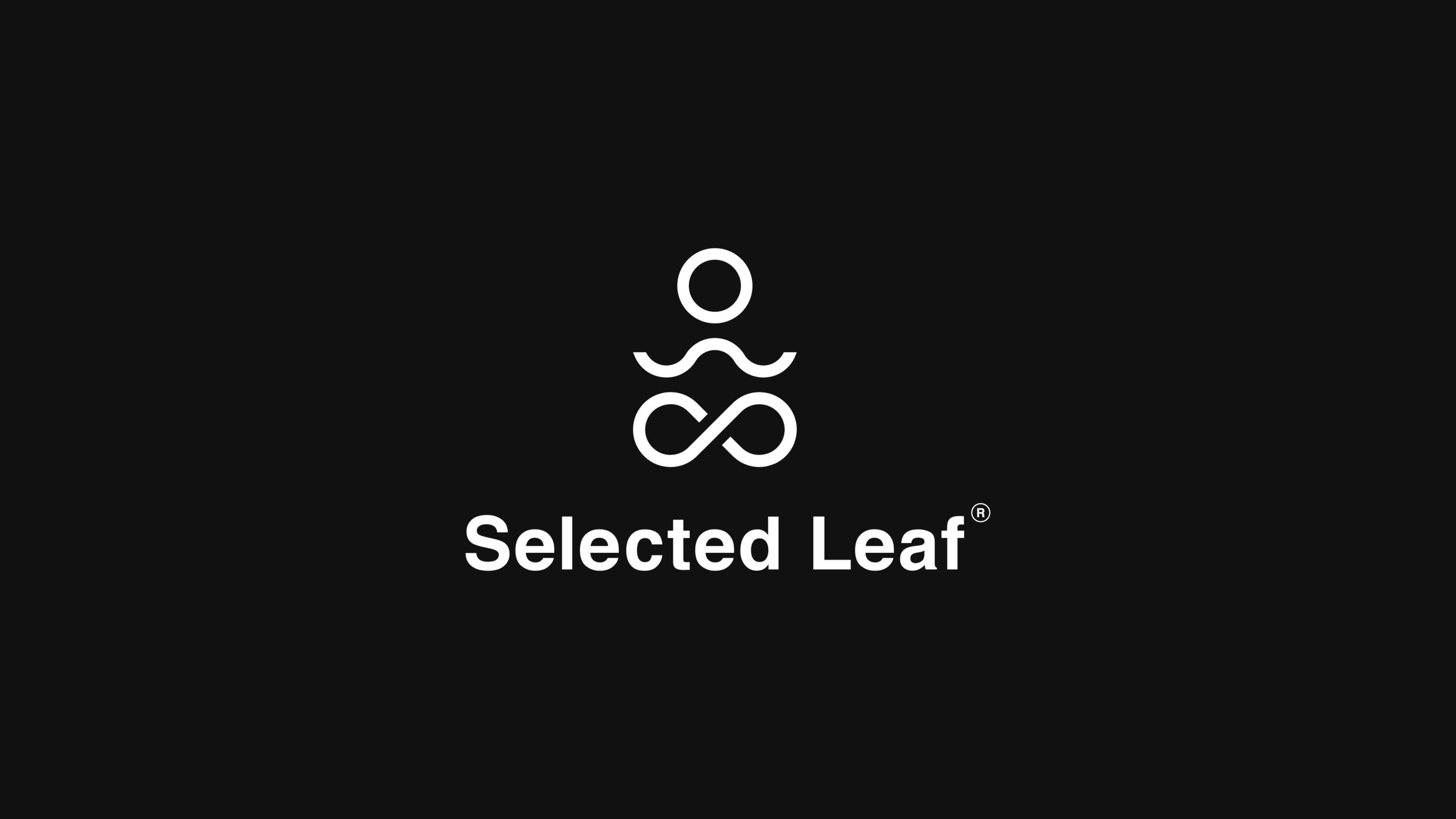 Selected Leaf  - Brand Identity & Packaging Design