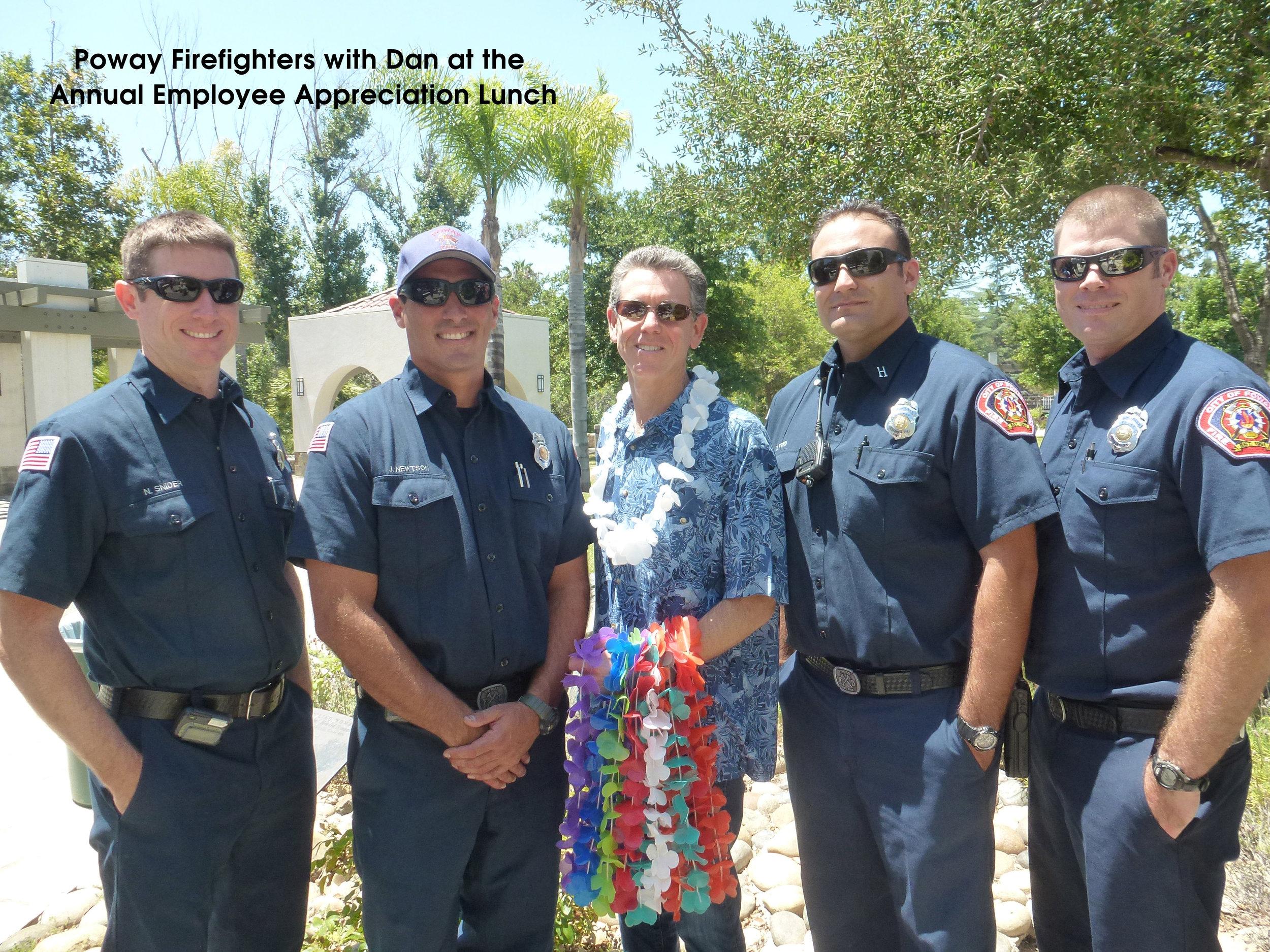 Firefighters_NickSnider,_JaredNewtson_RayFried_Jon Marshall_and_DanSinger_Center.jpg