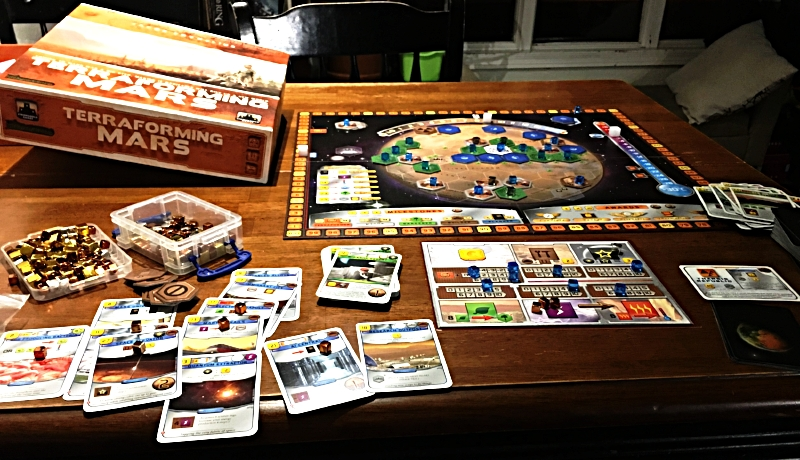 Terraforming Mars' solo game is still a robust and sprawling experience, full of depth, strategy, and fun. Grab a drink and have yourself some alone time, you won't regret it.