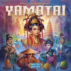 Yamatai - Written ReviewArticle - 2017 Hype with Jack & JohnPodcast - Interview with Bruno Cathala (Co-Designer)Podcast - Interview with Marc Paquien (Co-Designer)Podcast - Jack & John's Most Anticipated Games of 2017