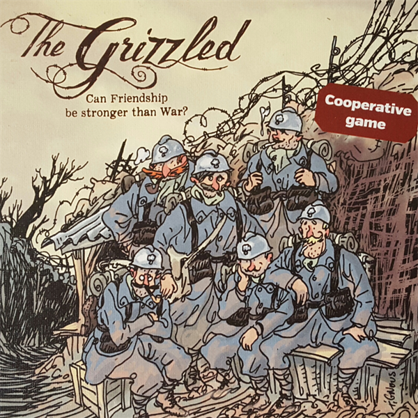 The Grizzled - Written ReviewPodcast - Review & Behind the Scenes - The GrizzledVideo - Rook & Record
