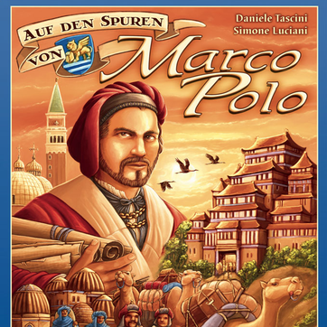 The Voyages of Marco Polo - Written ReviewPodcast - Review & Behind the Scenes - The Voyages of Marco Polo