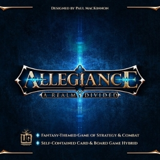 Allegiance: A Realm Divided - Written Review