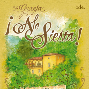 La Granja - No Siesta! - Written ReviewPodcast - Interview with Stephen Buounocore (Publisher)Podcast - Dice Tower Con mini interviews ft. Stephen Buonocore (Publisher)