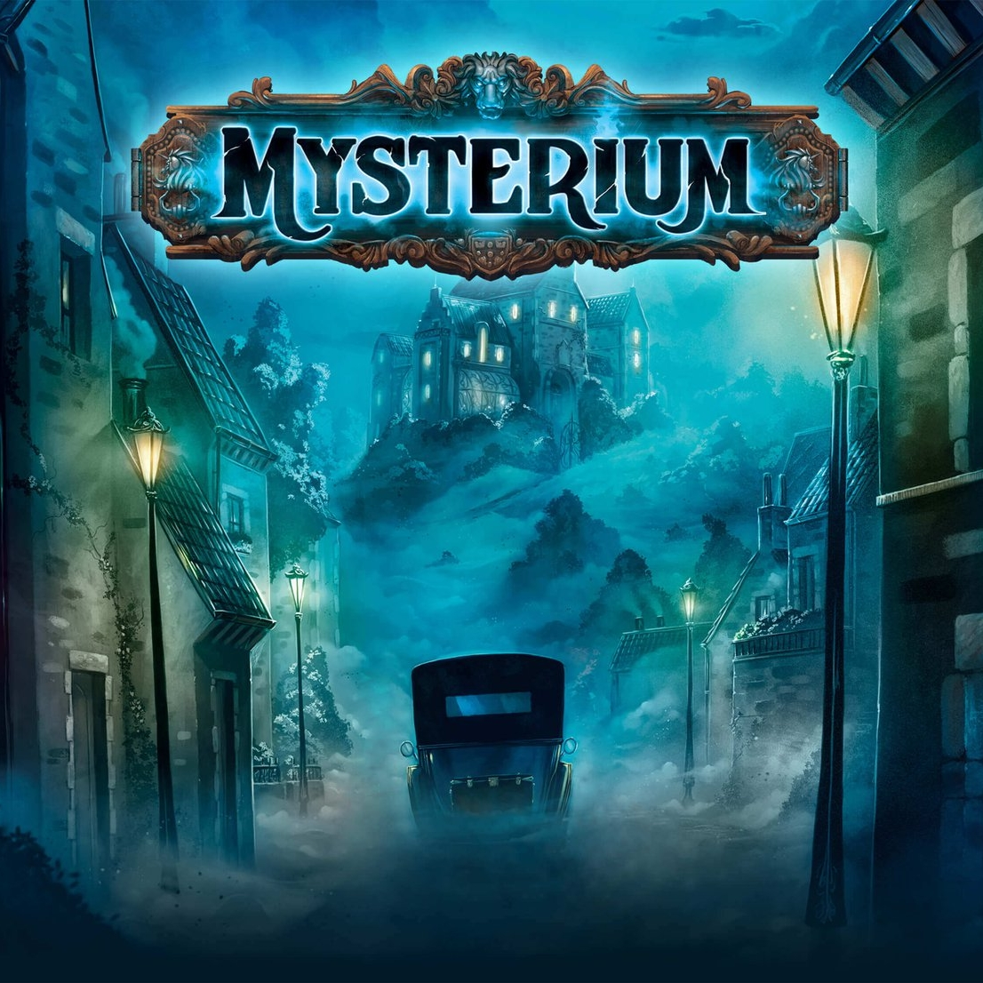 Mysterium - Written ReviewVideo - Cardboard Cutouts: 3 Spook-tacular Social Games to Play This HalloweenVideo - Rook & Record - Mysterium / Tajemnicze Domostwo