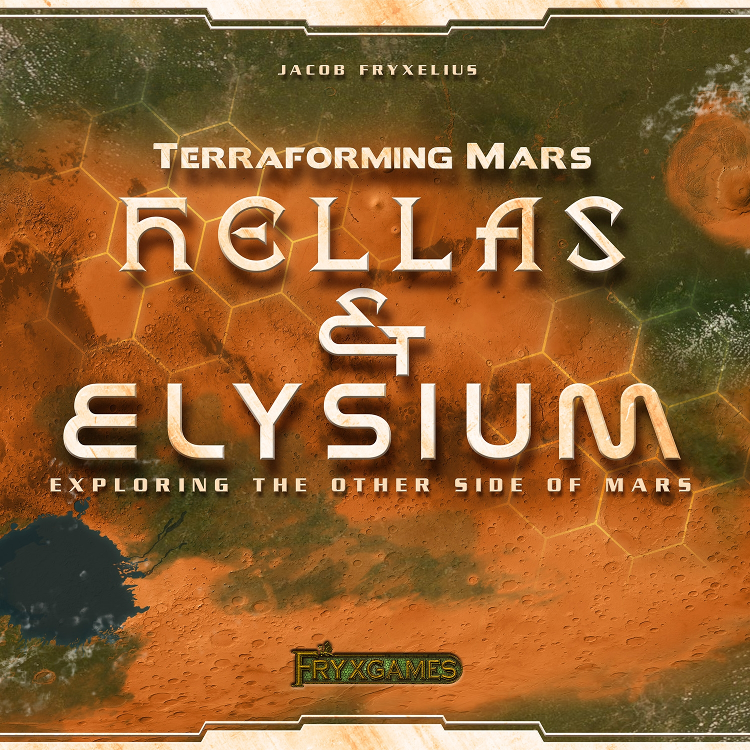 Terraforming Mars: Hellas & Elysium - Written ReviewVideo: First Impressions of Terraforming Mars: Hellas & ElysiumVideo - Terraforming Mars Broken Token insert reviewPodcast - Interview with Stephen Buounocore (Publisher)Podcast - Dice Tower Con mini interviews ft. Stephen Buonocore (Publisher)