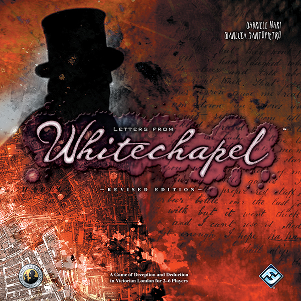 Letters From Whitechapel - Video - Cardboard Cutouts: 3 Spook-tacular Social Games to Play This Halloween