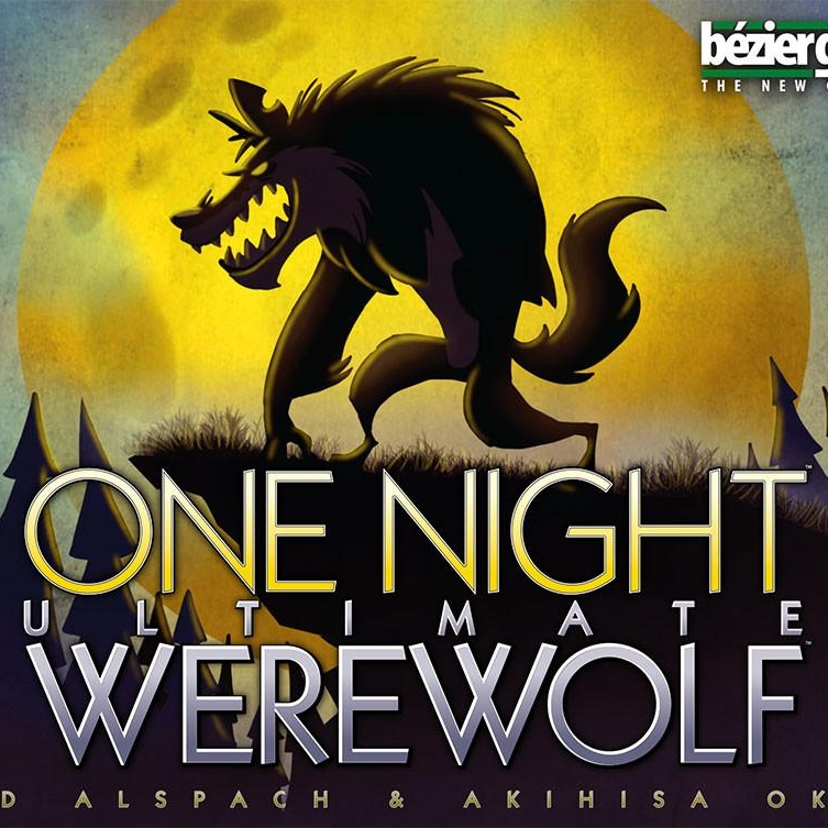 One Night Ultimate Werewolf - Video - Cardboard Cutouts: 3 Spook-tacular Social Games to Play This HalloweenPodcast - Interview with Ted Alspach (Designer)Podcast - Ted Alspach returns! (Designer)