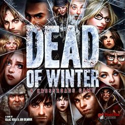 Dead of Winter - Podcast - Interview with co-designer Isaac VegaVideo - Cardboard Cutouts: 3 Strategic Horror Games to Play This HalloweenVideo - Rook & Record - Dead of Winter