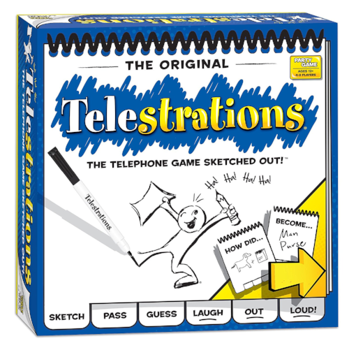Telestrations - Written Review