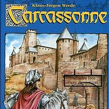Carcassonne - Written ReviewPodcast - Review & Behind the Scenes - CarcassonneVideo - Additional Thoughts & Review Q&AVideo - Rook & Record