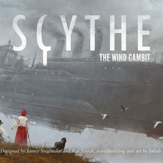 Scythe: The Wind Gambit - Video - The Wind Gambit ReviewVideo - The Wind Gambit Additional Thoughts & Review Q & APodcast - Interview with Jamey Stegmaier (Designer)Podcast - Jamey Stegmaier Returns (Designer)Podcast - Interview with Morten Monrad Pederson (Automa Designer)