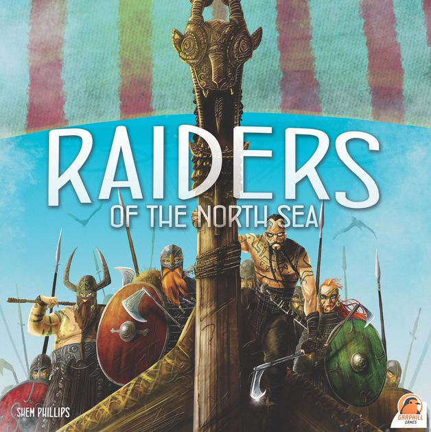 Raiders of the North Sea - Written Review