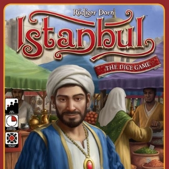 Istanbul: The Dice Game - Written Review - Frantically Avoiding Your Engine