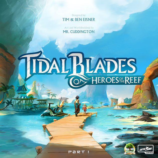 Tidal Blades - Written First Impressions Review - Swimming in Dice