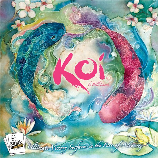Koi - Written Review - Fish Out of Water