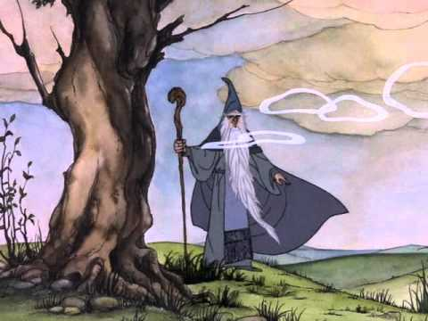 """Lines like """"I know that Sword! It is Glamdring, the Foe-Hammer!"""" or """"I am Gandalf, and Gandalf Means Me"""" were permanently etched in my mind, and I was hungry for more."""